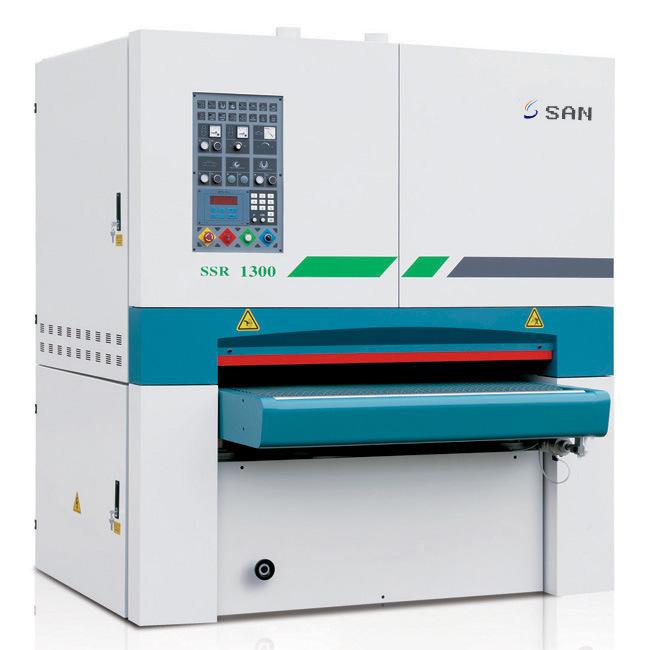 Sanding Machine /Wide Belt Sander/ (SANWBS1300R-P)