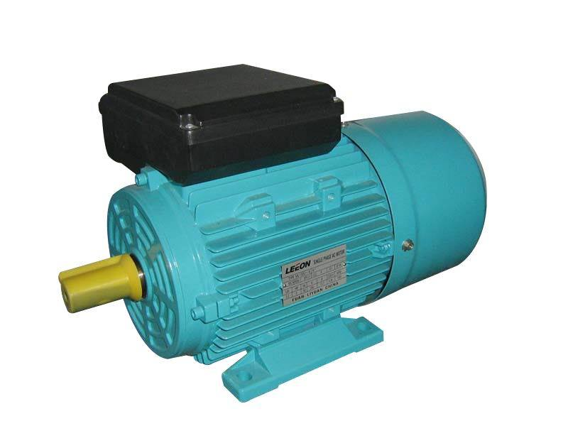 (CE) MY Alu Housing Single Phase Electric Motor (MY802-4, 0.75KW(B3))