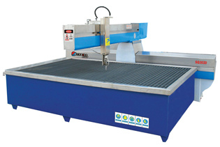 Cantilever Waterjet Machine (CUX400-SQ3020)