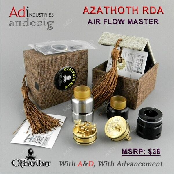 2017 New Arrival Original Cthulhu Azathoth Rda