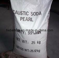 Caustic Soda Pearls 99% SGS/ISO Insepcted