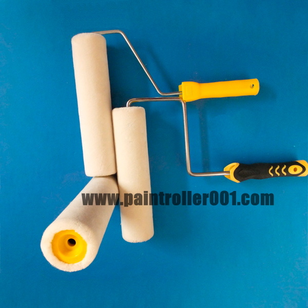 "9"" (230mm) Wool/Mohair Paint Roller (cover) with Nap 4mm"