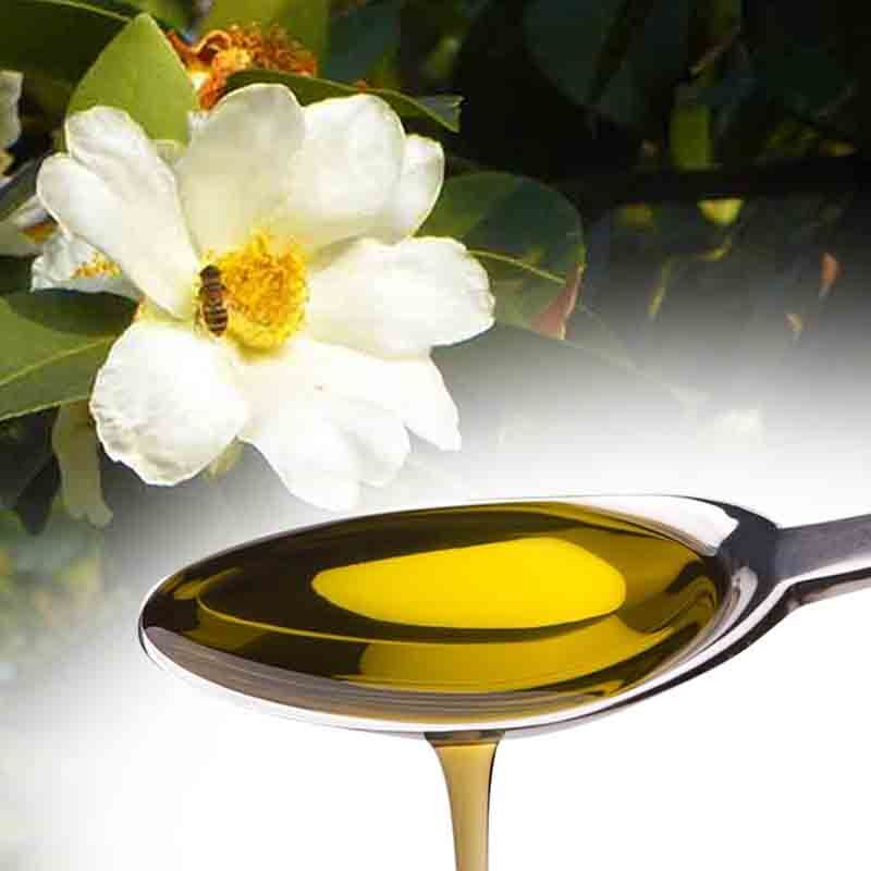100% Pure Organic Cold Pressed Cooking Oil (Camellia oil)