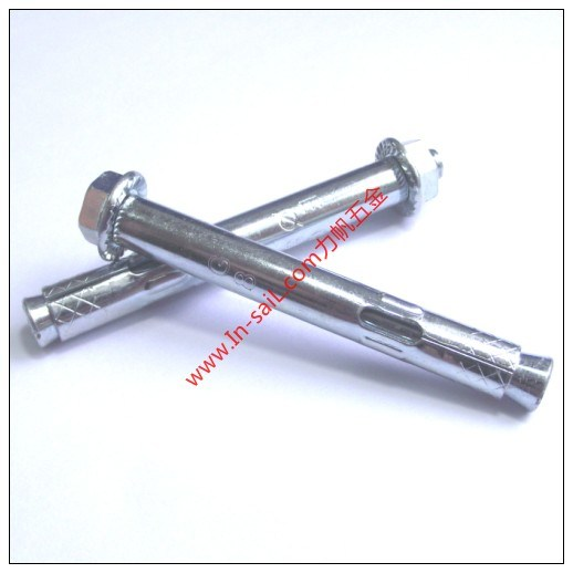 Stud Anchors for Concrete, Removable-Bolt Anchors for Concrete