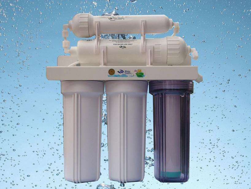 China Kitchen Water Filtration System FA 5 BIO ALK AG China Water
