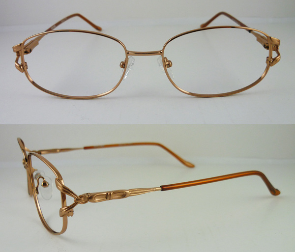 Vintage Eyeglass Frame Restoration : EYEGLASSES FRAMES PARTS - EYEGLASSES