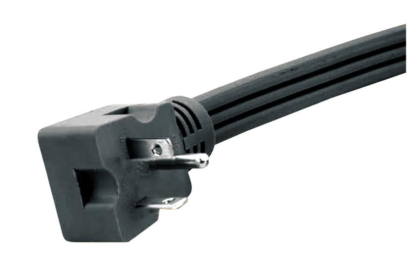 NEMA 6-20p Power Cord