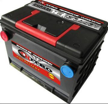 Car Battery Bci 78-600 12V70ah