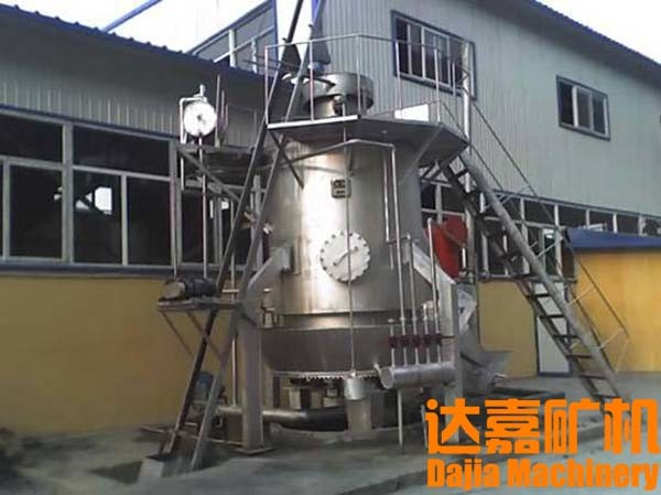 High Gas Output Coal Gasifier From Professional Factory