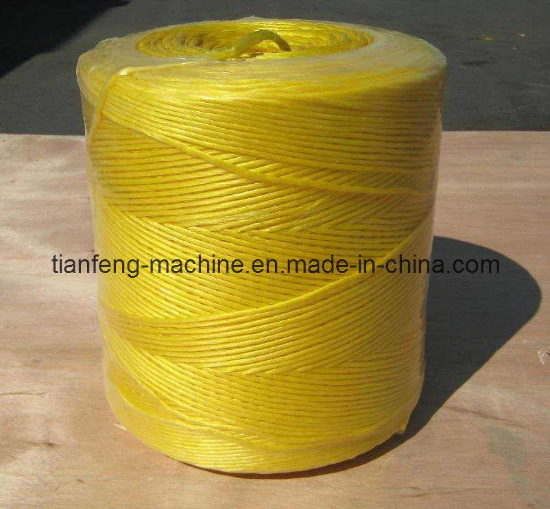 PP Synthetic String Twine Making Plant