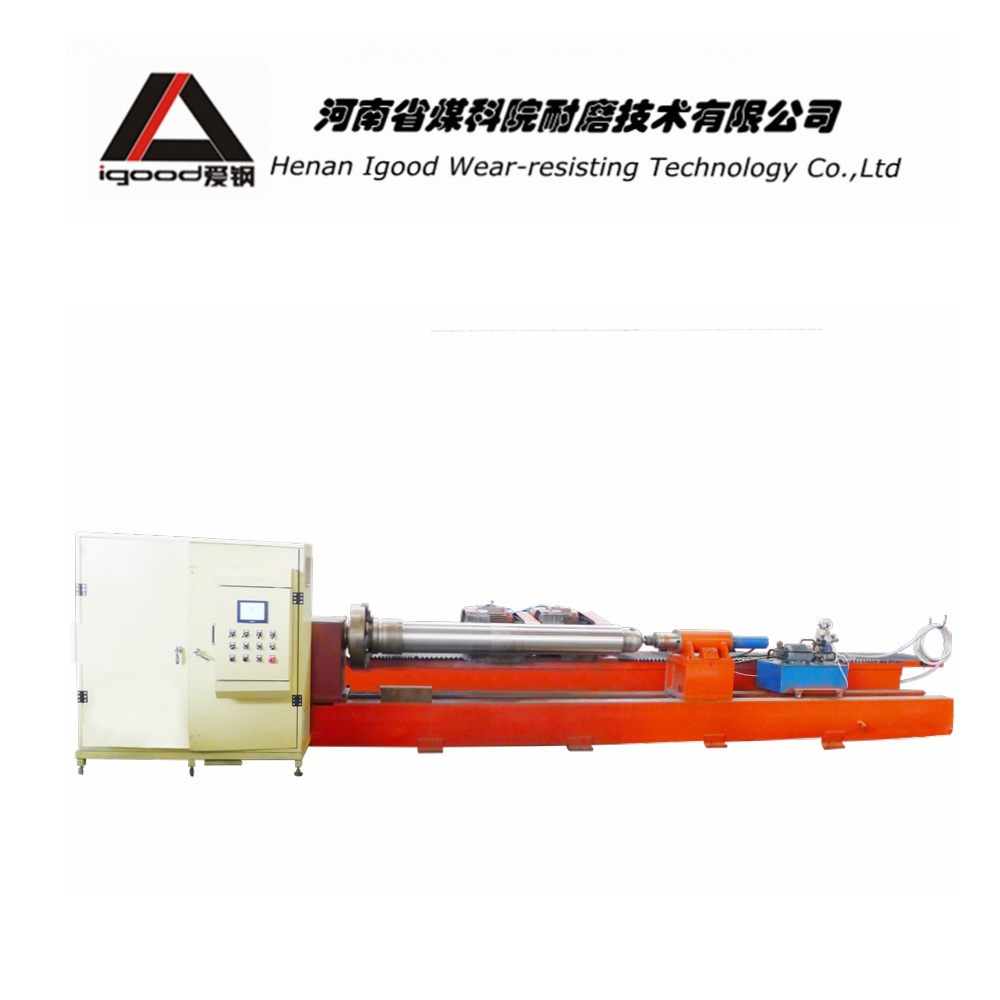 Igood Polishing Machine for Type of Axle