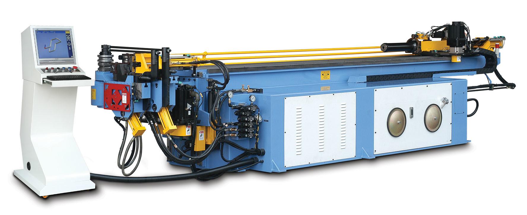 CNC Pipe Bending Machine (SB-130CNC)