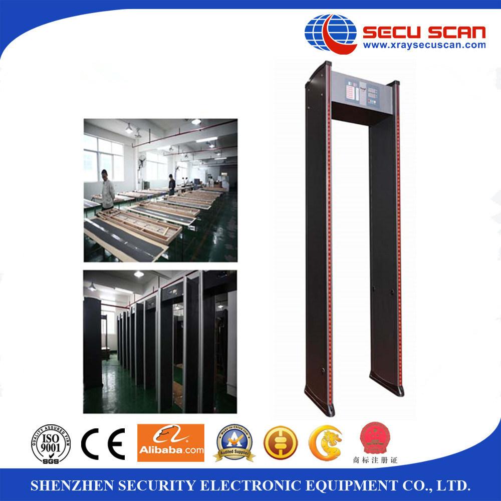 Security metal detector school - Indoor Door Frame Metal Detector Shenzhen Security Electronic Equipment Co Ltd Page 1