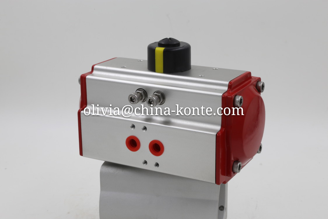 Bt Pneumatic Actuator - Different Seal Material Viton/NBR for High or Low Temperature