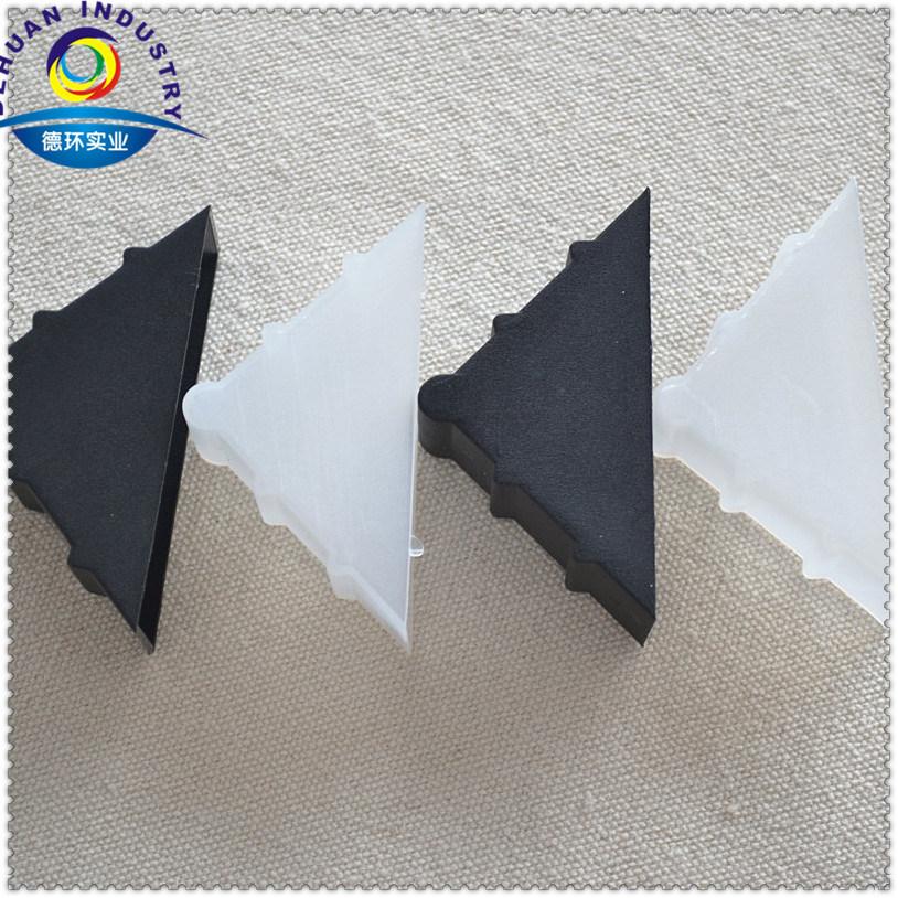 China Carton Glass Corner Protectors Plastic Corner Guards