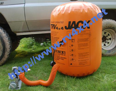 High-Quality 4 Ton Air Jack with Ce