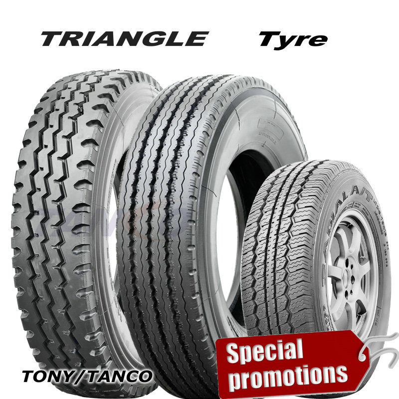 Triangle Truck Tyre, TBR Tyre, Truck and Bus Radial Tyre