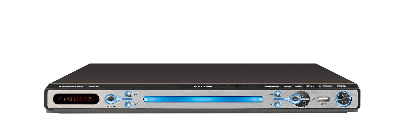 DVD Player/HDMI Player (WD-P19) - China Dvd Player, Divx Dvd Player