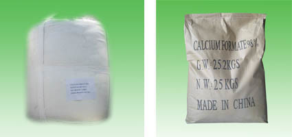 Calcium Formate for Feedstuff Additive, Leather, Ah3 Series
