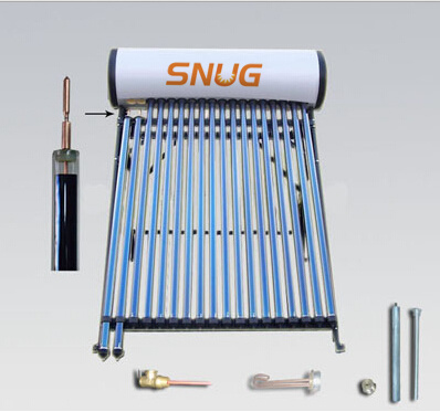 300L Heat Pipe Pressurized Solar Water Heater