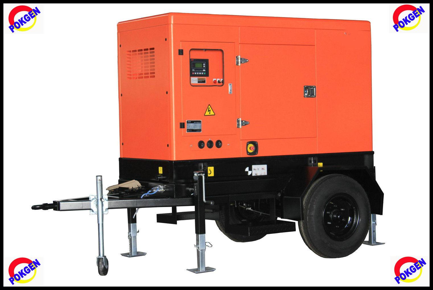 Trailer Generator Set