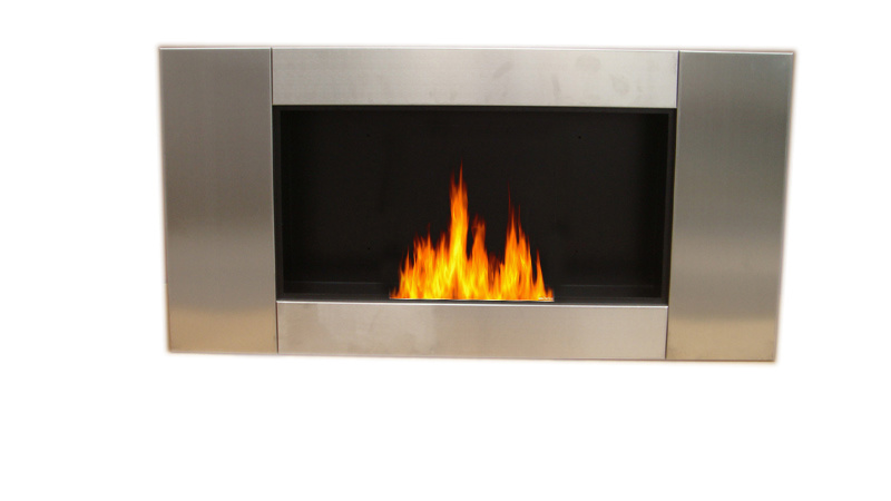 China Stainless Steel Fireplace SHF 451