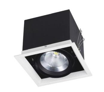 Ceiling Recessed LED COB Aluminum Spot Light (LFL-COB5001)