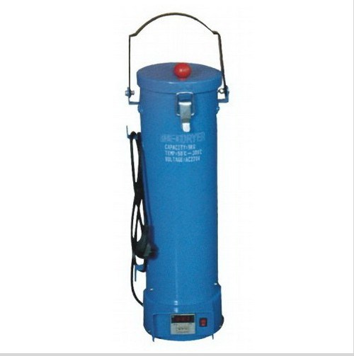 Euro Type 5kg 220V AC Portable Dryer and Vacuum Botter for Electrodes