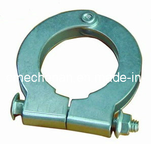 Clamp for Feeder Tube / Poultry Farm Hardware