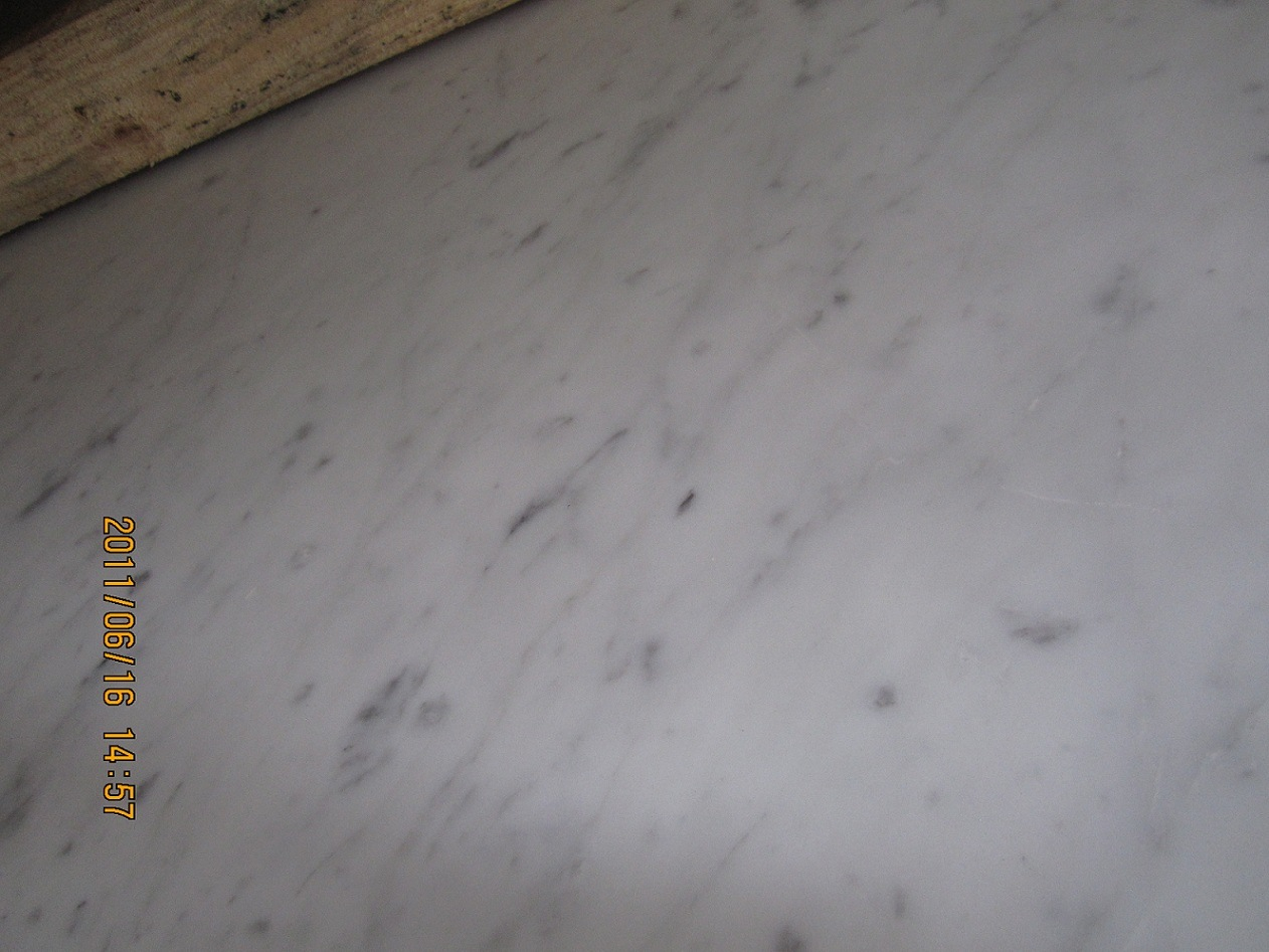 China Carrara White Marble Slab - China White Marble ...