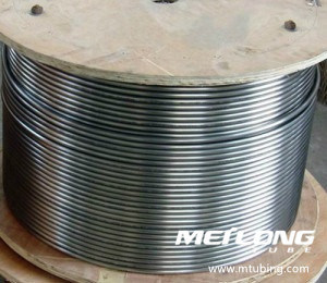S31603 Stainless Steel Downhole Chemical Control Line Coiled Tubing