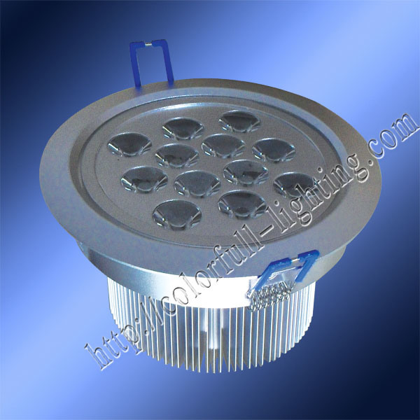 LED Down Light 12W Recessed Downlight
