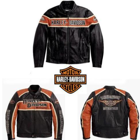 Harley Davidson Leather Hats