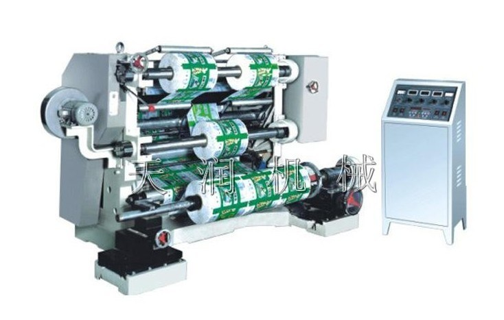 Vertical Automatic Slitting Rewinding Machine (LFQ-700A)