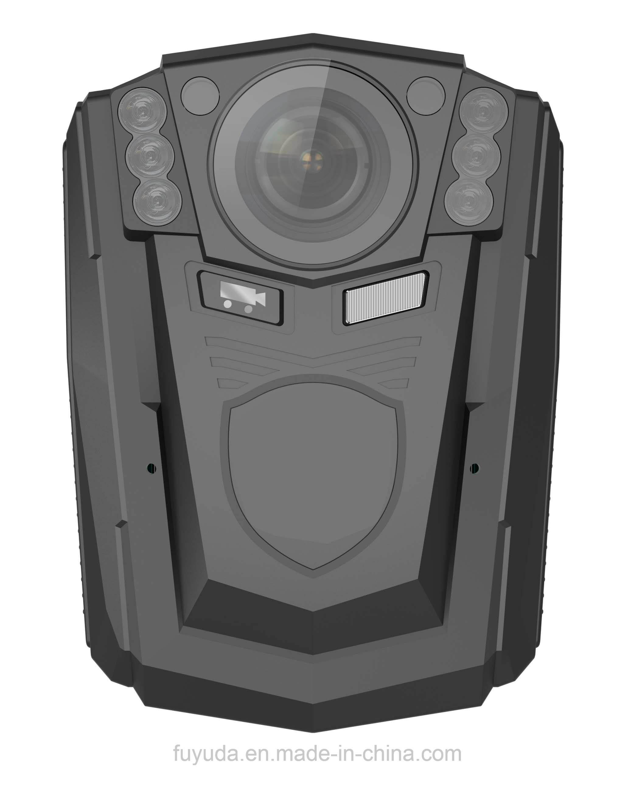 Waterproof HD1080p Mini Police Body Worn Camera with Remote Control