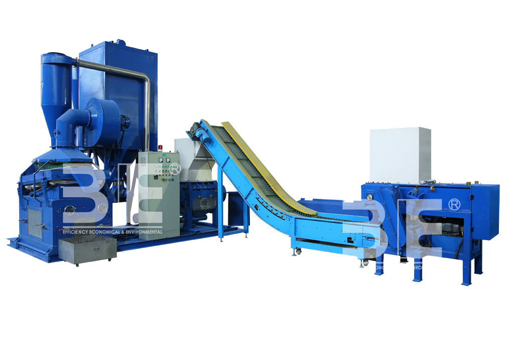 Cable Recycling Machine/ Cable Cutting&Separation Machine
