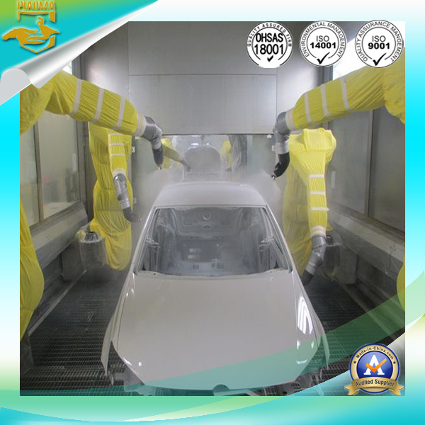 Automatic Coating Painting Production Line for Car and Bus