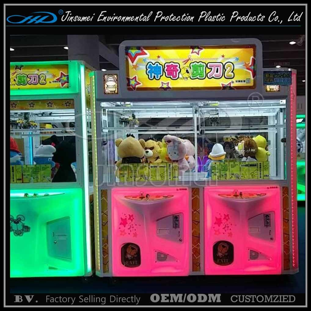 Game Machine with LLDPE Rotomolding Material Factory Price