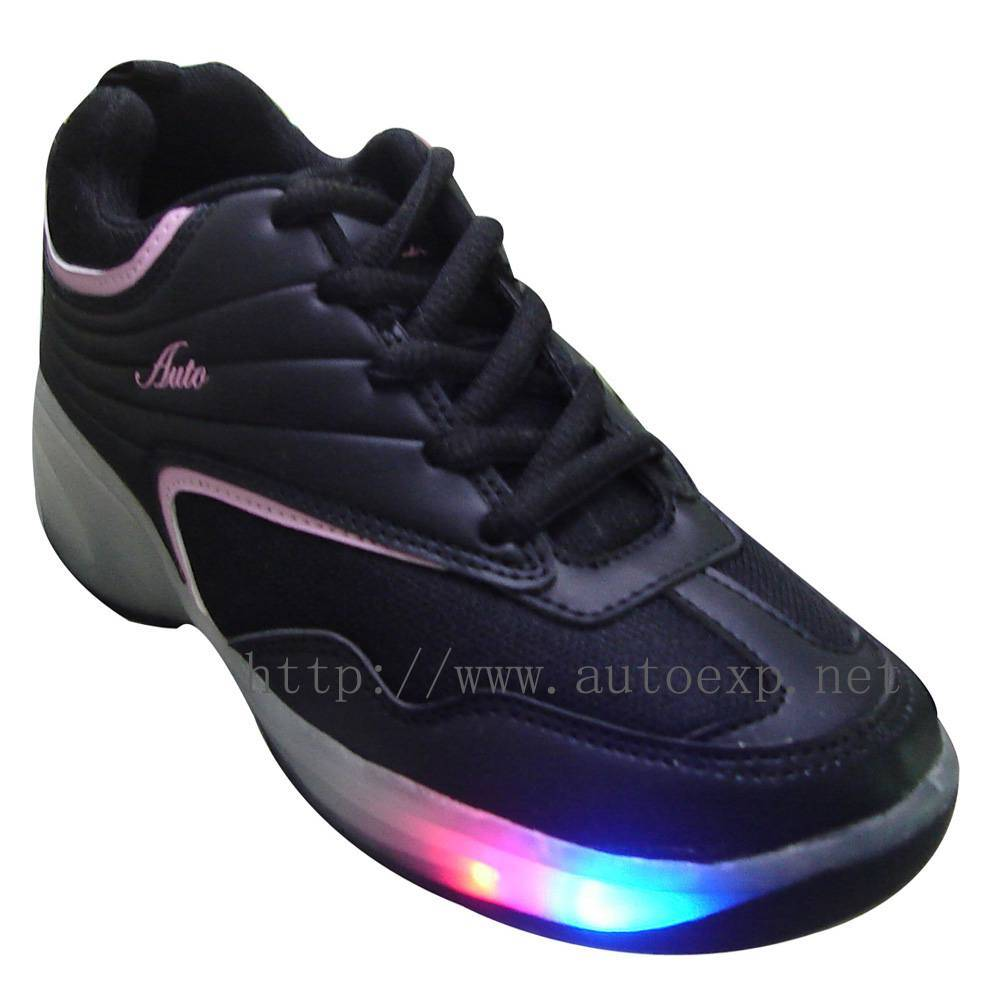 Single Roller Shoes with Light