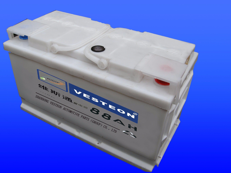 German Standard 12V110ah Auto&Truck Battery