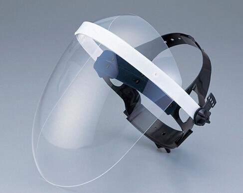 Visor Lens Mould for Crash Helmet Cap