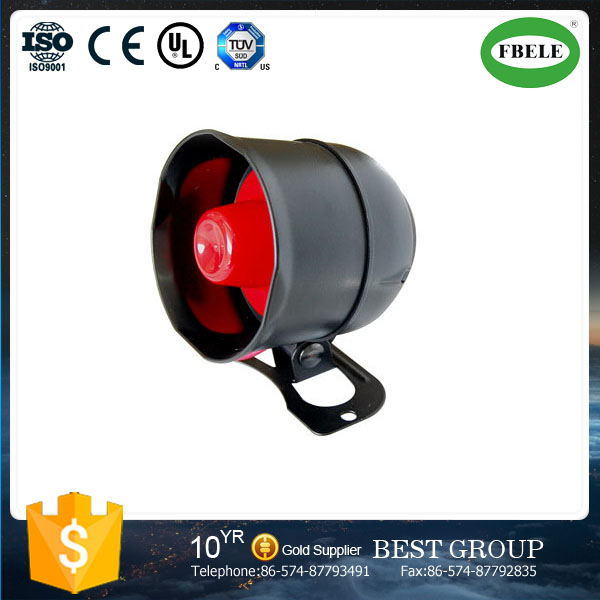 Car Alarm Horn Loudspeakers 6 Tone