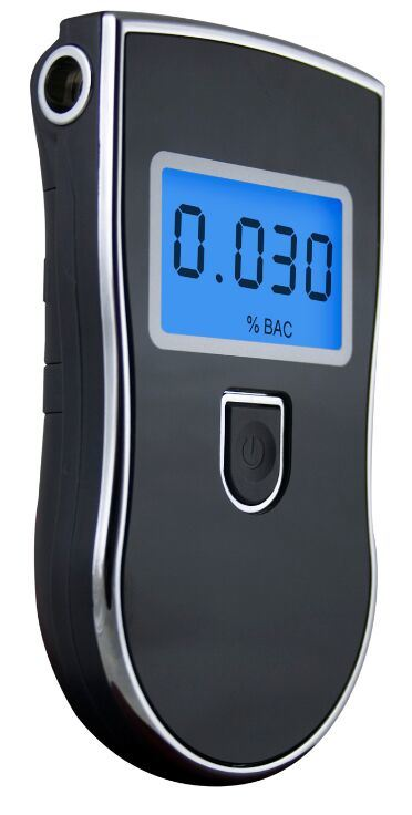 Safety Equipments Manufacturer Digital Alcohol Tester Breathalyzer