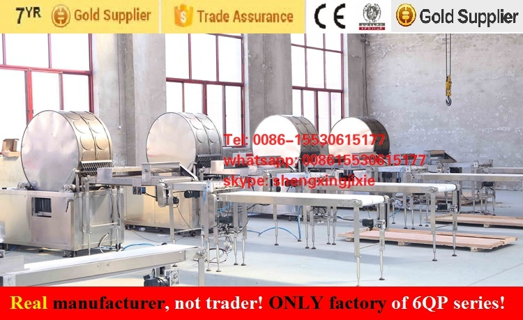 Total Automatic Injera Making Machine (high capacity) Injera Machinery/Auto Injera Machine