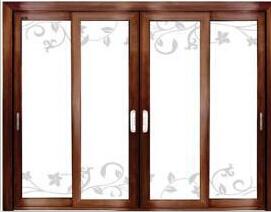 Aluminium Profile Sliding Multifunctional Aluminum Door