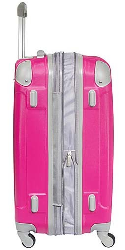 Growing Lightweight Trolley Wheel Luggage Bag (SKTB-2113)