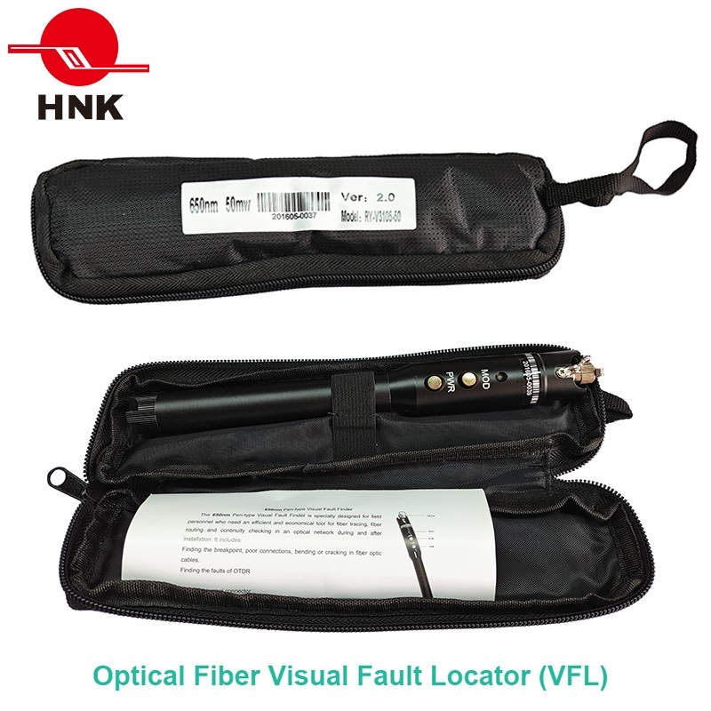 Optical Fiber Visual Fault Locator