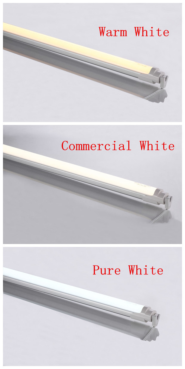 Ce 10W Nanomaterials T8 LED Fluorescent Tube Light for Office