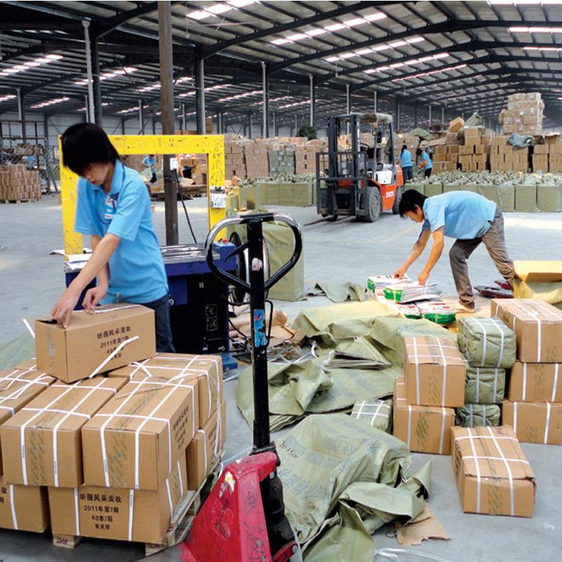China Import Shipping Logistics Service in Shenzhen Bonded Warehouse