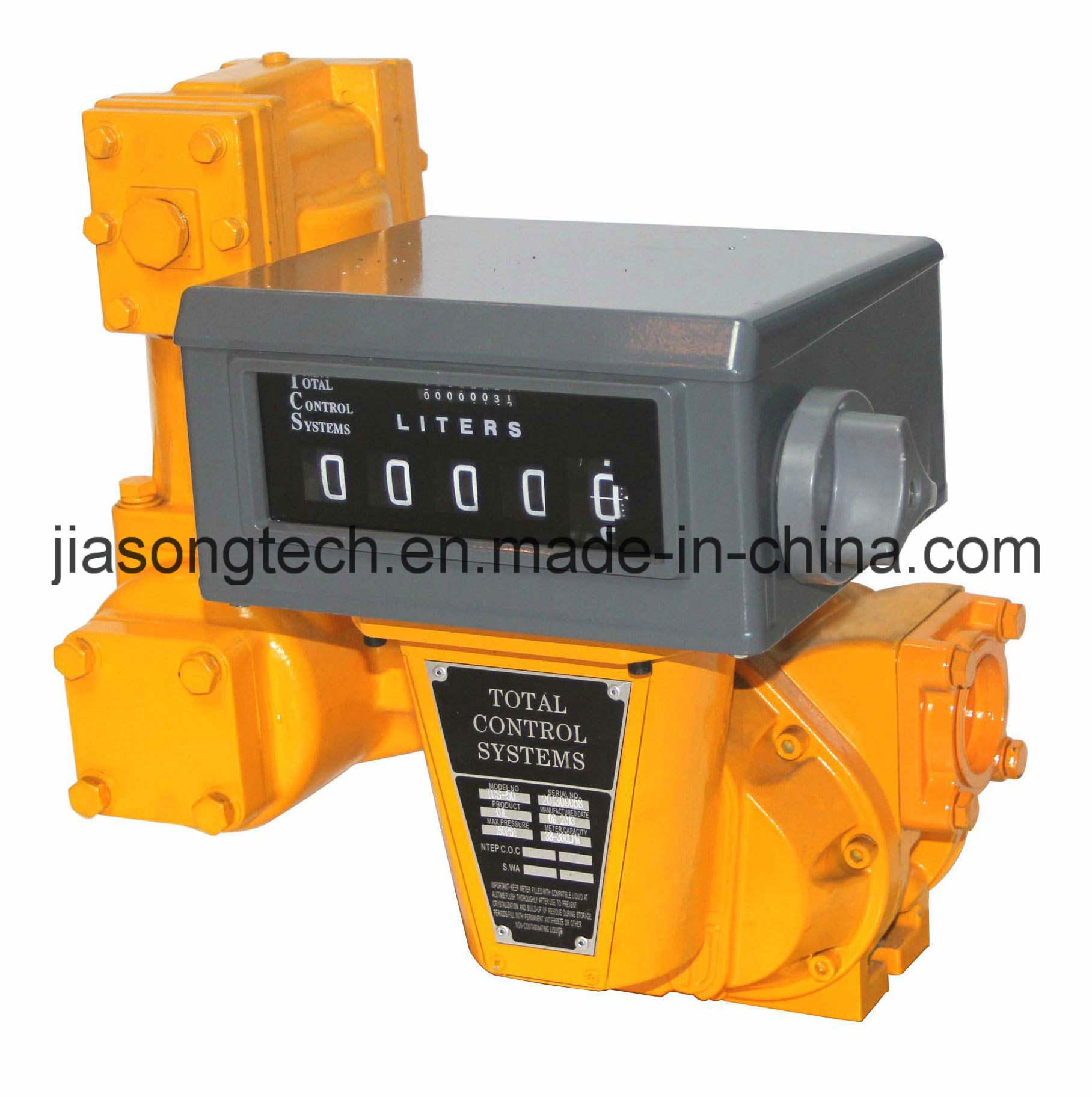 Positive Displacement Counter Flow Meter